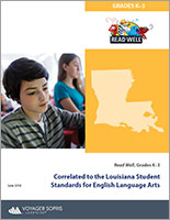 Read Well Louisiana Correlation
