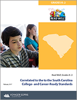 Read Well South Carolina Correlation