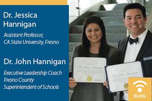 Drs. Jessica and John Hannigan
