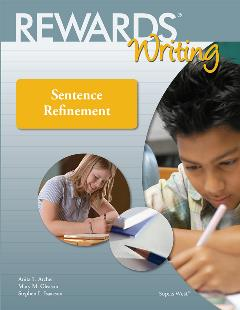 REWARDS Writing Sentence Refinement Student Book _152581