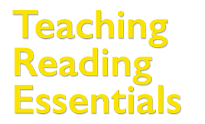 Teaching Reading Essentials