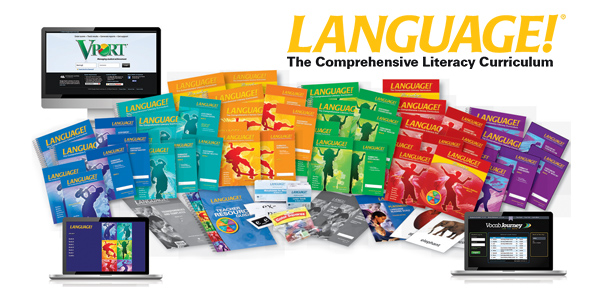 LANGUAGE! Live - Literacy Intervention Program for Grades 5