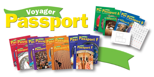 Literacy Solution | Grades 6-12 | Passport Reading Journeys