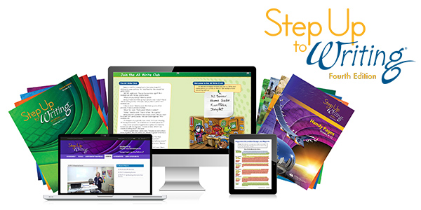 Learn more about Step Up to Writing