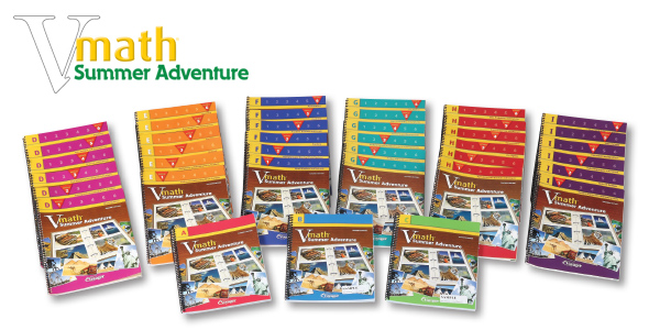 Vmath Summer Adventure Overview